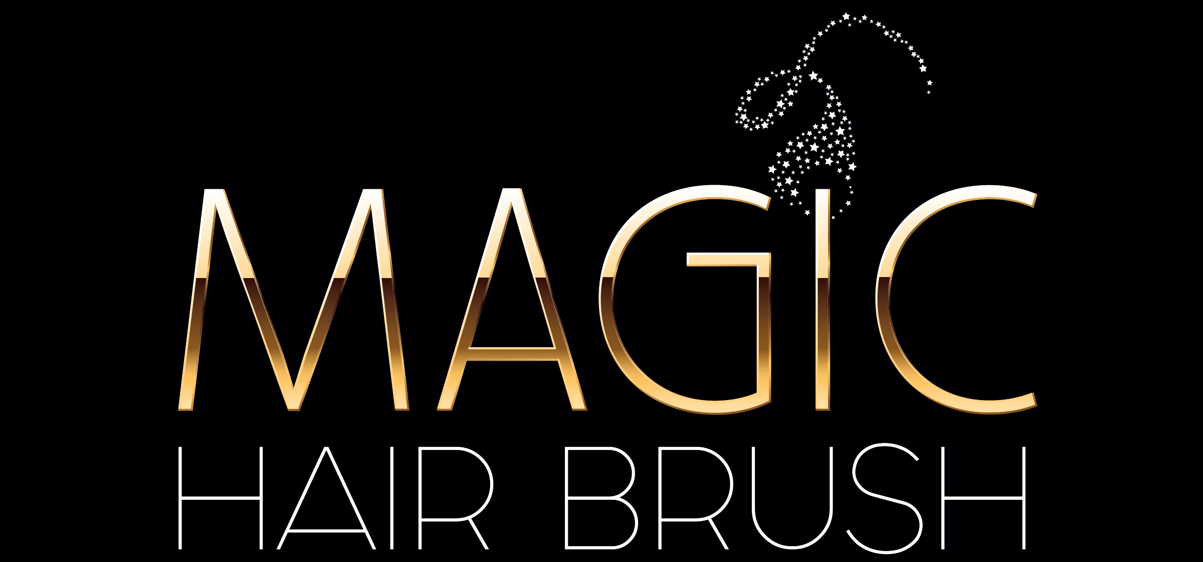 Magic Hair Brush